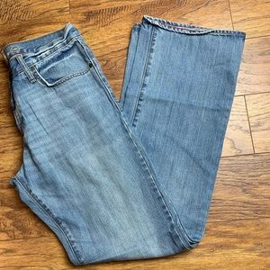 OLD NAVY bootcut denim jeans size 32/34